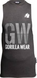 Bilde av Dakota Sleeveless T-shirt - Gray