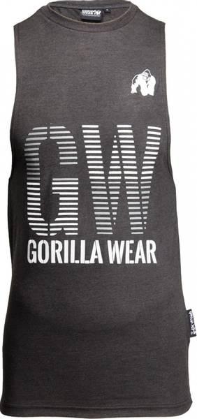 Dakota Sleeveless T-shirt - Gray